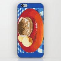 Pancakes Week 15 iPhone & iPod Skin