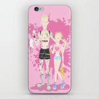Zef iPhone & iPod Skin