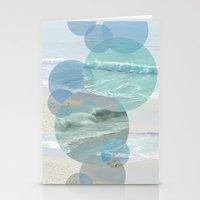 Shoreline Circles Stationery Cards