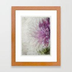 Only For A Day Framed Art Print