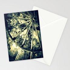 tailing wheels I Stationery Cards