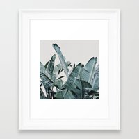 Framed Art Prints featuring Plumage by Ez Pudewa