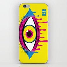 All Seeping Eye iPhone & iPod Skin