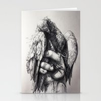 Hand of Freedom Stationery Cards