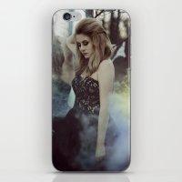 Anablephobia iPhone & iPod Skin