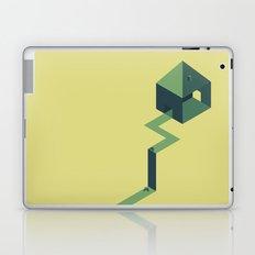 The doubt Laptop & iPad Skin