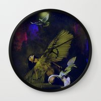 The Revelation Of The An… Wall Clock
