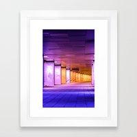 Urban Color….. Framed Art Print
