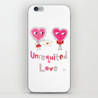 Unrequited Love iPhone & iPod Skin