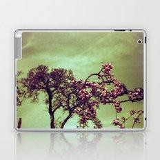 Redscale Blossom Laptop & iPad Skin