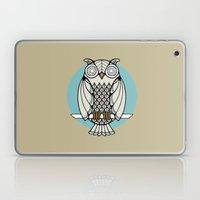 vol de nuit Laptop & iPad Skin