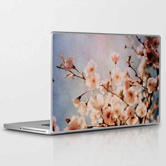 Spring Romance Laptop & iPad Skin