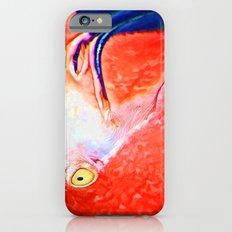 Flamingo Nose iPhone 6 Slim Case