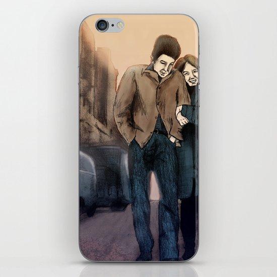 Freewheelin' iPhone & iPod Skin