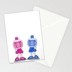 Dropping Bombs! Stationery Cards