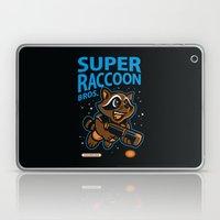 Super Raccoon Laptop & iPad Skin