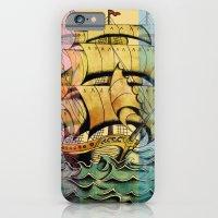 iPhone & iPod Case featuring Adventure Begins by Yuka Nareta