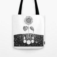 Prāṇa (Life Force) Tote Bag