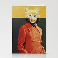 Cature, Part II Stationery Cards