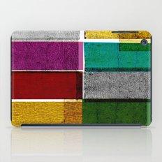 Boxes iPad Case