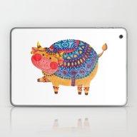 The Smile Cow Laptop & iPad Skin