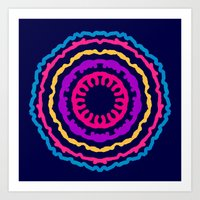 Encompass Art Print