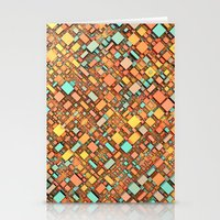 Cubic Stationery Cards