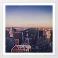 Central Park | New York City Art Print