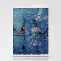 Double Exposed Nature Stationery Cards