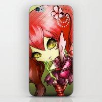 Valentina iPhone & iPod Skin