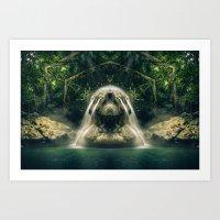 Kaleidoscape: Finca Para… Art Print