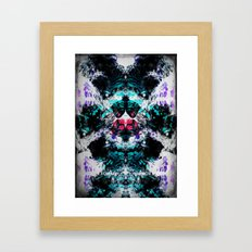 XLOVA2 Framed Art Print