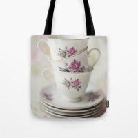 tea leaves tea loves loves tea lives tea leaves tea? never. Tote Bag