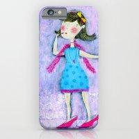 Children memories iPhone 6 Slim Case