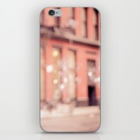 New York Is A Dream iPhone & iPod Skin