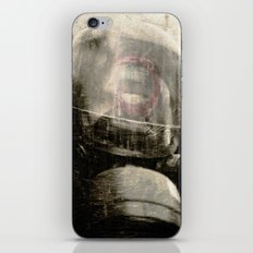 The Attack iPhone & iPod Skin