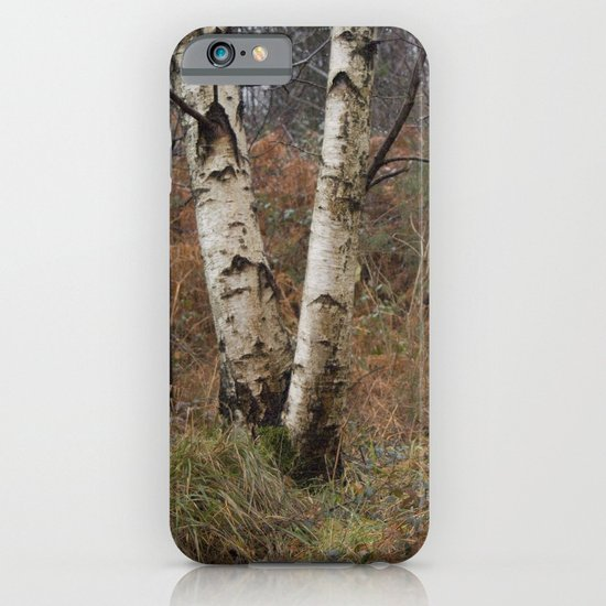 invierno iPhone & iPod Case