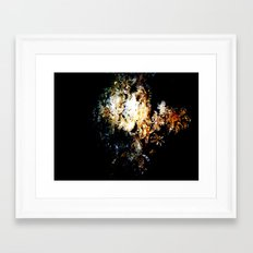 The Black Lagoon Framed Art Print