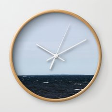 A Distant Long Island Wall Clock