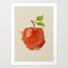 Apple 06 Art Print