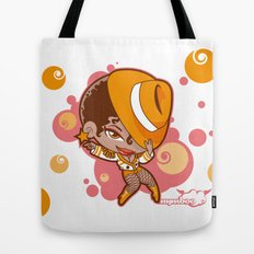 Bee-J Color3 Tote Bag