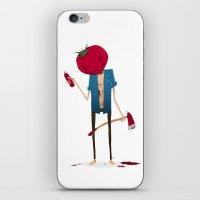 Ketchup? iPhone & iPod Skin