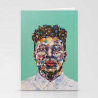 Mick Jenkins Stationery Cards