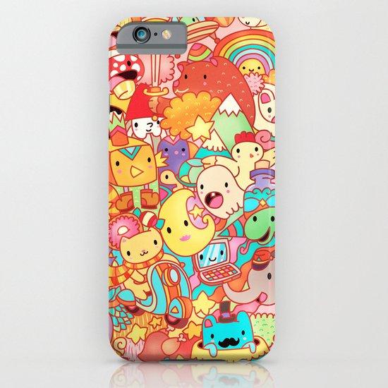 Wackoblast! iPhone & iPod Case