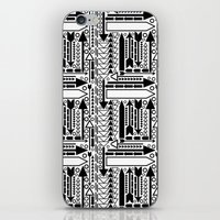 Arrows Pattern iPhone & iPod Skin