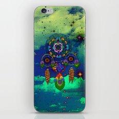 Dream Catching iPhone & iPod Skin