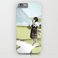 iPhone & iPod Case featuring somewhere by swinx