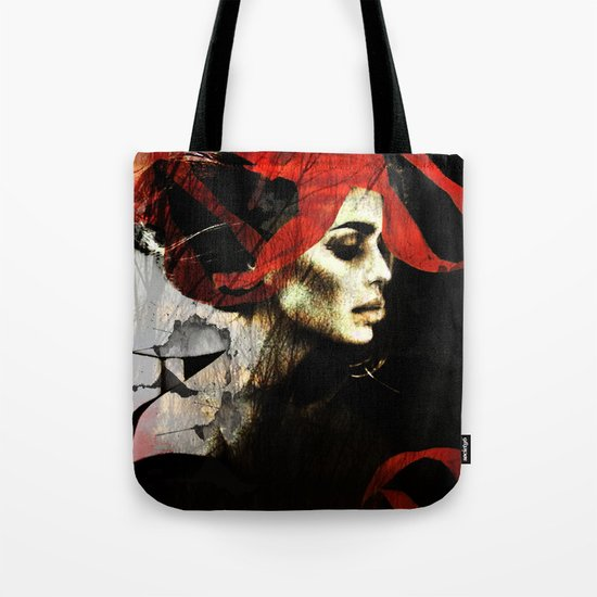 portrait of a dream Tote Bag