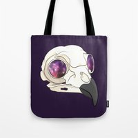 Owl Sees All Tote Bag