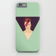 David Bowie/Aladdin Sane Slim Case iPhone 6s